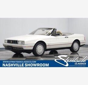 1992 Cadillac Allante for sale 101422620