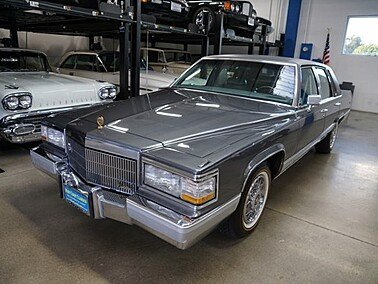 1992 Cadillac Brougham for sale 101317757