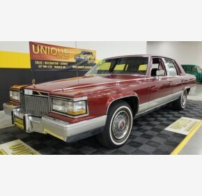 1992 Cadillac Brougham for sale 101343407