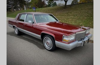 1992 Cadillac Brougham for sale 101393151