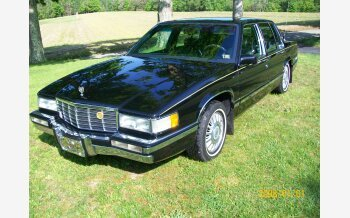 1992 Cadillac De Ville Sedan for sale 101330228