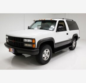 1992 Chevrolet Blazer 4WD for sale 101338454