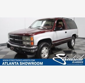 1992 Chevrolet Blazer for sale 101347437