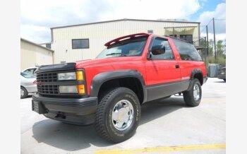 1992 Chevrolet Blazer for sale 101555866