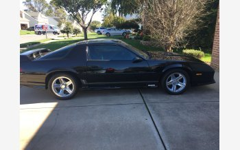 1992 Chevrolet Camaro Z28 Coupe for sale 101043300