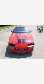 1992 Chevrolet Camaro Z28 Convertible for sale 101169953