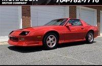 1992 Chevrolet Camaro for sale 101357054