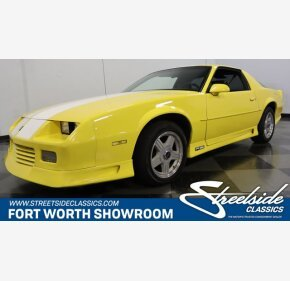 1992 Chevrolet Camaro RS for sale 101371666