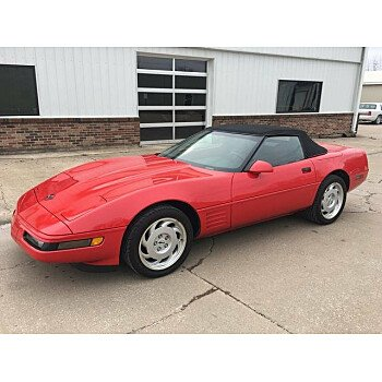 1992 Chevrolet Corvette Convertible for sale 101061219