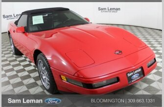 1992 Chevrolet Corvette Convertible for sale 101080174