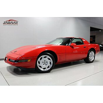 1992 Chevrolet Corvette Convertible for sale 101094744