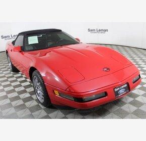 1992 Chevrolet Corvette Convertible for sale 101080174