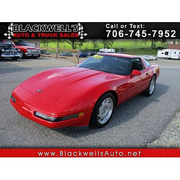 1992 Chevrolet Corvette Coupe for sale 101130177