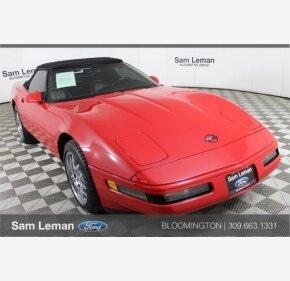1992 Chevrolet Corvette Convertible for sale 101192690