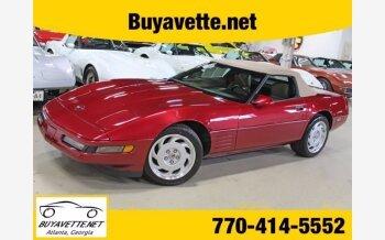 1992 Chevrolet Corvette for sale 101338120