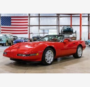 1992 Chevrolet Corvette for sale 101353788