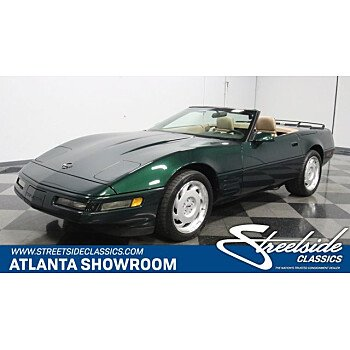 1992 Chevrolet Corvette Convertible for sale 101443121