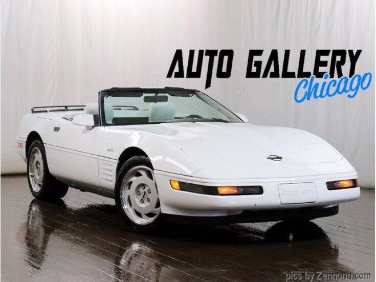 1992 Chevrolet Corvette for sale 101506031