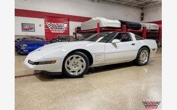 1992 Chevrolet Corvette Coupe for sale 101542213