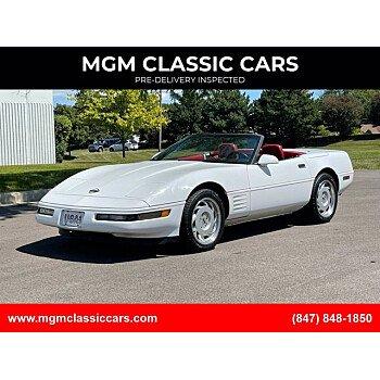 1992 Chevrolet Corvette for sale 101578326