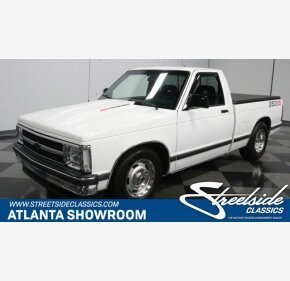 1992 Chevrolet S10 Pickup for sale 101347436