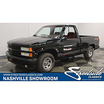 1992 Chevrolet Silverado 1500 2WD Regular Cab 454 SS for sale 101094768