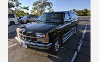 1992 Chevrolet Silverado 1500 4x4 Regular Cab for sale 101310361