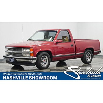 1992 Chevrolet Silverado 1500 2WD Regular Cab for sale 101441513