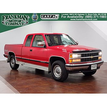 1992 Chevrolet Silverado 2500 for sale 101368210