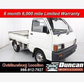 1992 Daihatsu Hijet for sale 101307143