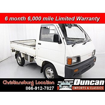 1992 Daihatsu Hijet for sale 101307143