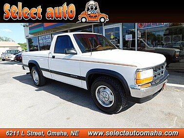 1992 Dodge Dakota 2WD Regular Cab for sale 101526478