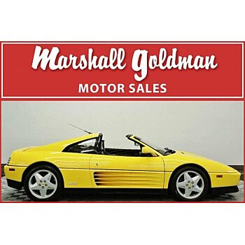 1992 Ferrari 348 TS for sale 101112375