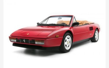 1992 Ferrari Mondial T Cabriolet for sale 101035910
