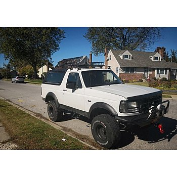 1992 Ford Bronco for sale 101150238