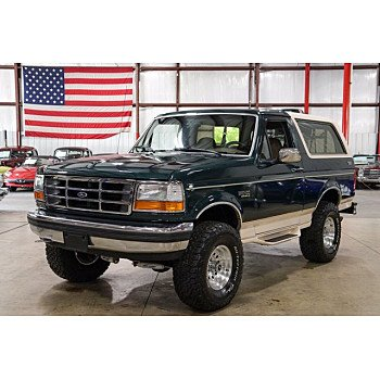 1992 Ford Bronco for sale 101395892