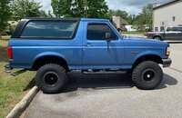 1992 Ford Bronco for sale 101254428