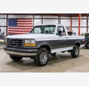 1992 Ford F150 4x4 Regular Cab for sale 101300576