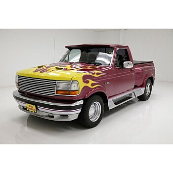 1992 Ford F150 2WD Regular Cab for sale 101344679