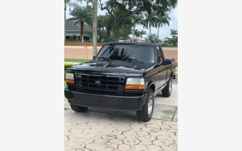 1992 Ford F150 2WD Regular Cab for sale 101358756