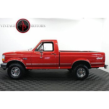 1992 Ford F150 for sale 101551941