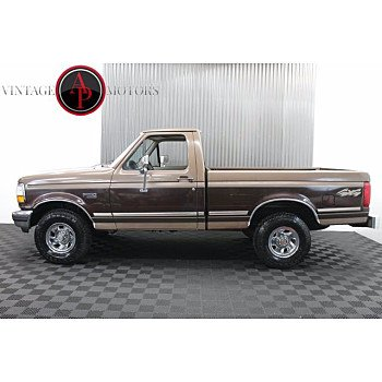 1992 Ford F150 for sale 101593398