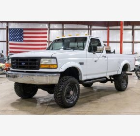 1992 Ford F250 4x4 Regular Cab for sale 101291412