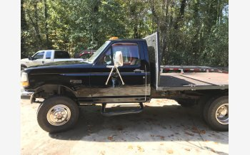 1992 Ford F350 4x4 Regular Cab for sale 101234316