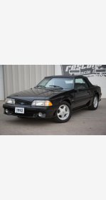 1992 Ford Mustang GT Convertible for sale 100984278