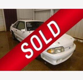 1992 Ford Mustang GT Hatchback for sale 100998561