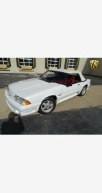 1992 Ford Mustang GT Convertible for sale 101060214