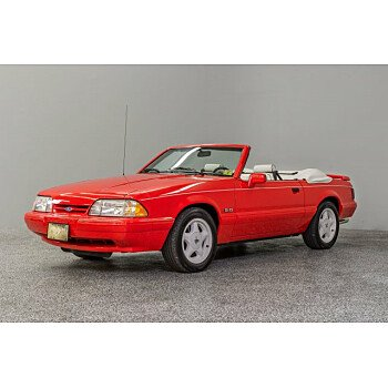 1992 Ford Mustang LX V8 Convertible for sale 101167009