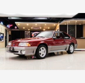 1992 Ford Mustang GT Hatchback for sale 101186955