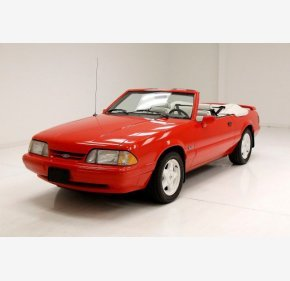 1992 Ford Mustang LX V8 Convertible for sale 101217592